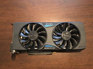 EVGA GTX 970 SC 4GB for Sale in Chicago, IL