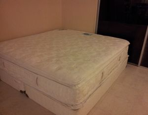 King thick pillow top new bed can deliver for Sale in Pinellas Park, FL