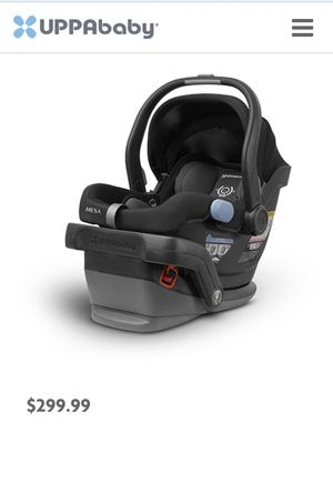 UPPAbaby Mesa Car seat - color Jake for Sale in Fort Lauderdale, FL
