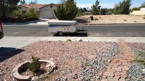 Apache pop up camper for Sale in Victorville, CA