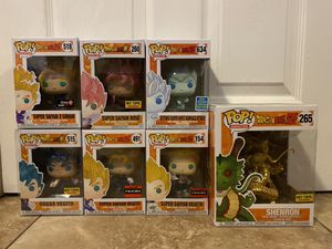 Dragon Ball Z Super Funko POP for Sale in Torrance, CA
