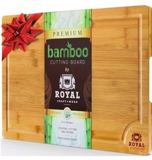 Bamboo Cutting Board BRAND NEW XL size for Sale in West Sacramento, CA