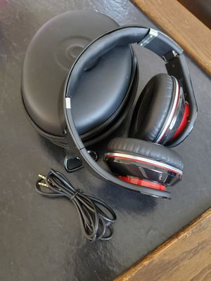 Beats by Dre Studio Headphones Black/Red 190003-00 for Sale in Schiller Park, IL