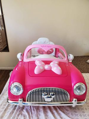 Minnie mouse electric car for Sale in Hawaiian Gardens, CA