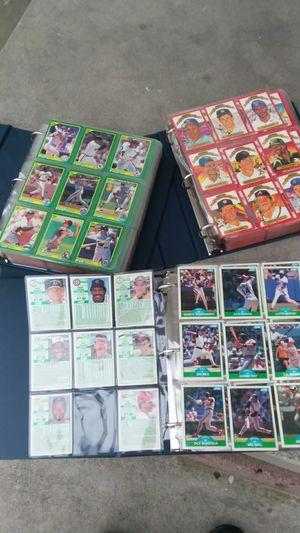 3 sets 90 Score 90 donruss,89 score Baseball Cards for Sale in Buena Park, CA