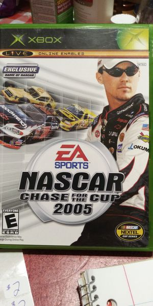 Xbox NASCAR 2005 game for Sale in Brainerd, MN