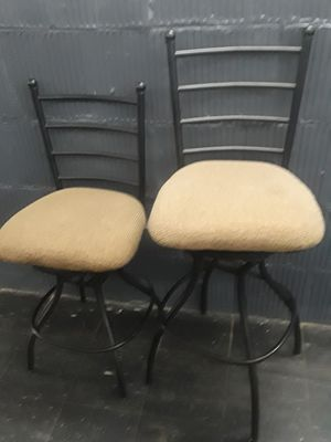 Set of stools chairs for Sale in Washington, DC