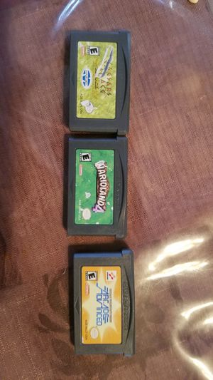 Game boy advance for Sale in Albuquerque, NM
