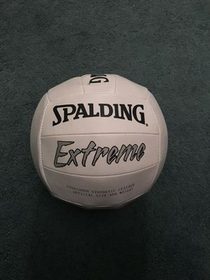 New Spalding Extreme volleyball. for Sale in Rockville, MD