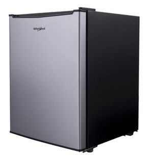 Whirlpool 2.7 cu ft Mini Refrigerator - Stainless Steel - BC-75A for Sale in Dallas, TX