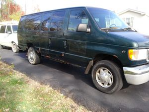 2000 FORD E-350 XLT SUPER DUTY CARGO VAN for Sale in Brunswick, OH