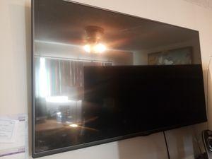 LG FLAT SCREEN TV- 55 INCH for Sale in Brea, CA