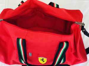 Official Ferrari large red duffle bag for Sale in The Bronx, NY