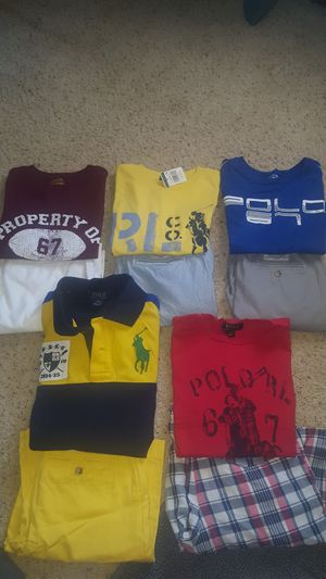 Boys summer outfits 14-16 for Sale in Cleveland, OH