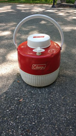 Coleman large drink cooler for Sale in North Andover, MA