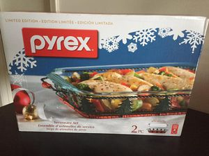 Pyrex limited edition serveware set for Sale in Columbia, MD