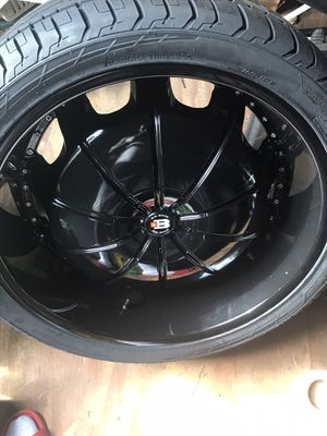 """24"""" Rims for Sale in Greater Landover, MD"""