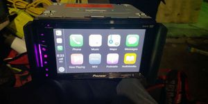 pioneer NEX apple Carplay double din for Sale in Huntington Park, CA