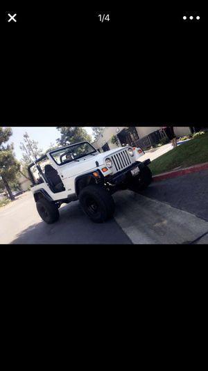 Jeep Wrangler TJ 1999 for Sale in La Verne, CA