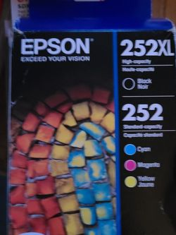 EPSON 252XL INK for Sale in Los Angeles,  CA