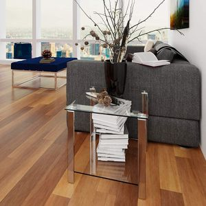 Chrome and Glass End Tables for Sale in Murrieta, CA