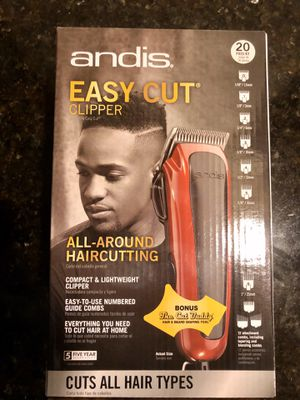NEW Andis Easy Cut Clippers for Sale in Waldorf, MD