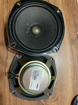 "6.5"" Bose car stereo speakers for Sale in West Springfield, VA"