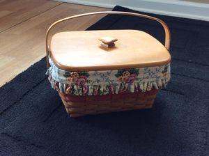 Longaberger Basket for Sale in Littleton, CO