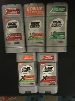 5 deodorant for Sale in Washington, MD