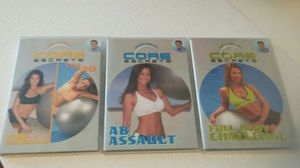 3 DVD workout CDs for Sale in Orlando, FL