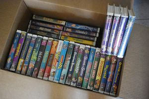 Disney VHS collection for Sale in Mesa, AZ