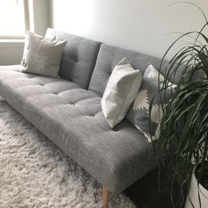 Westelm Futon Sofa for Sale in Issaquah, WA