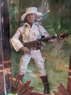 G.I. JOE Black Australian O.D.F. for Sale in Bellevue,  WA