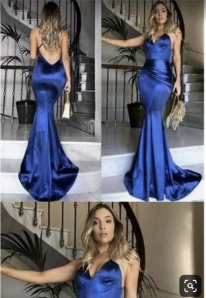 Royal Blue Prom Dress / Never Worn for Sale in Henderson, NV