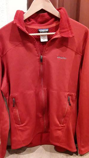Patagonia Men's Zip Front Jacket, Burnt Orange for Sale in Irvine, CA