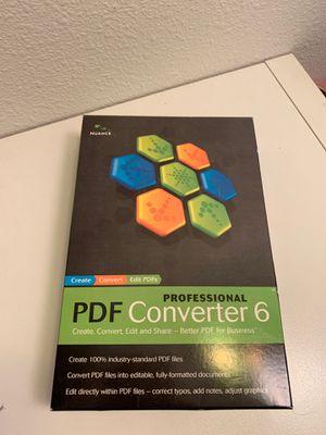 PDF Converter Disc for Sale in Auburn, WA