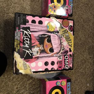Lol Remix Omg Doll for Sale in Tacoma, WA