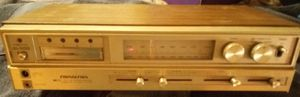 Vintage Soundesign 4645b 8 track/stereo receiver for Sale in St. Louis, MO