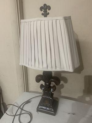 Fleur de lis lamp for Sale in Glendale, AZ