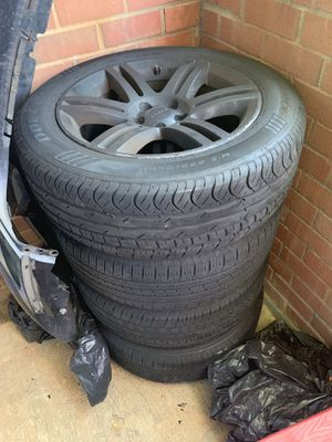 Dodge Rims With Tires for Sale in Greenbelt, MD