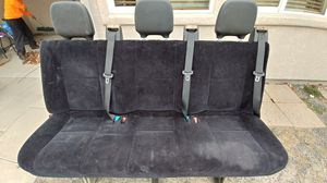 Mercedes sprinter van seat w/mounting bracketts for Sale in Grand Junction, CO