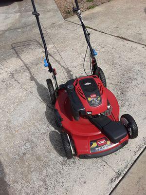 Lawn mower toro self propelled for Sale in Largo, FL