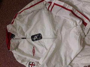 Soccer Umbro Track Jacket🔥 Large for Sale in Federal Way, WA