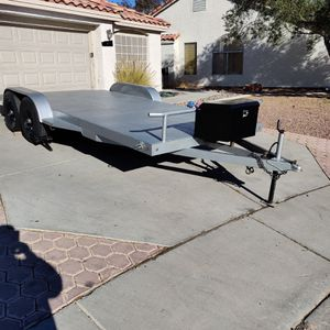 Car Hauler Trailer for Sale in North Las Vegas, NV