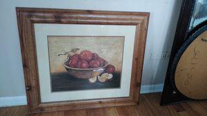 Kitchen decorative frame for Sale in Schiller Park, IL