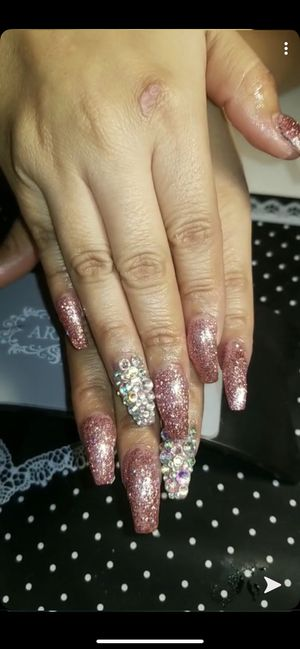 Acrylic Nails with Gel Polish! for Sale in Los Angeles, CA