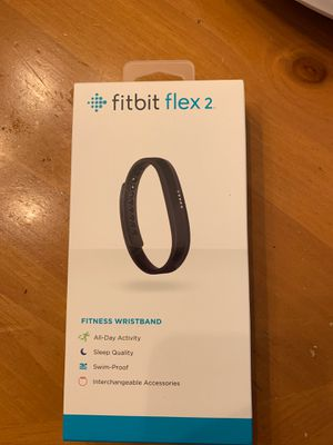fitbit flex 2 brand new unopened for Sale in Tampa, FL