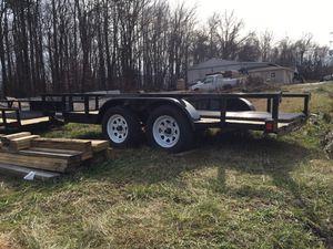 6x14 Elite Tandem Utility Trailer for Sale in Alexandria, VA