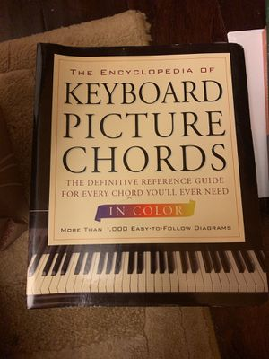 Never used keyboard book for Sale in Waltham, MA