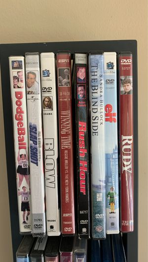 DVD / Blue Rays for Sale - MUST SELL for Sale in Chicago, IL